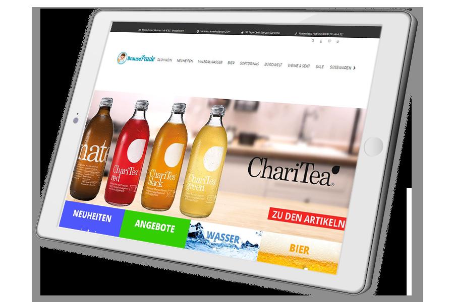 Lejaa-Onlineshop-home-tablet-einkaufswelte
