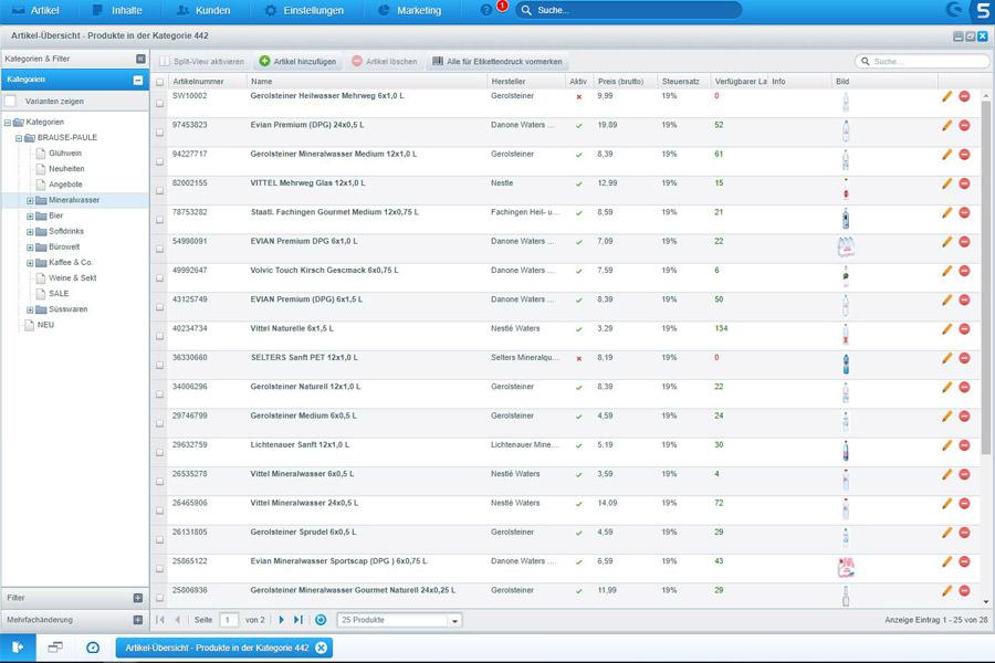 Lejaa-Onlineshop_funktionen-produktverwaltunga